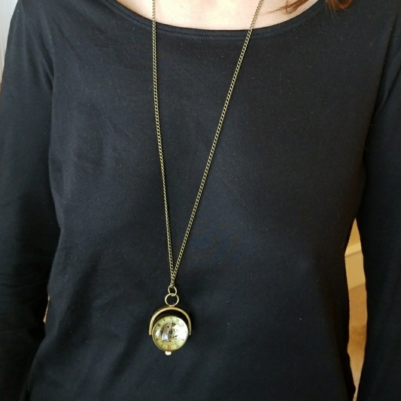 Love Nail Tree Jewelry | For Free People Watch Necklace | Poshmark